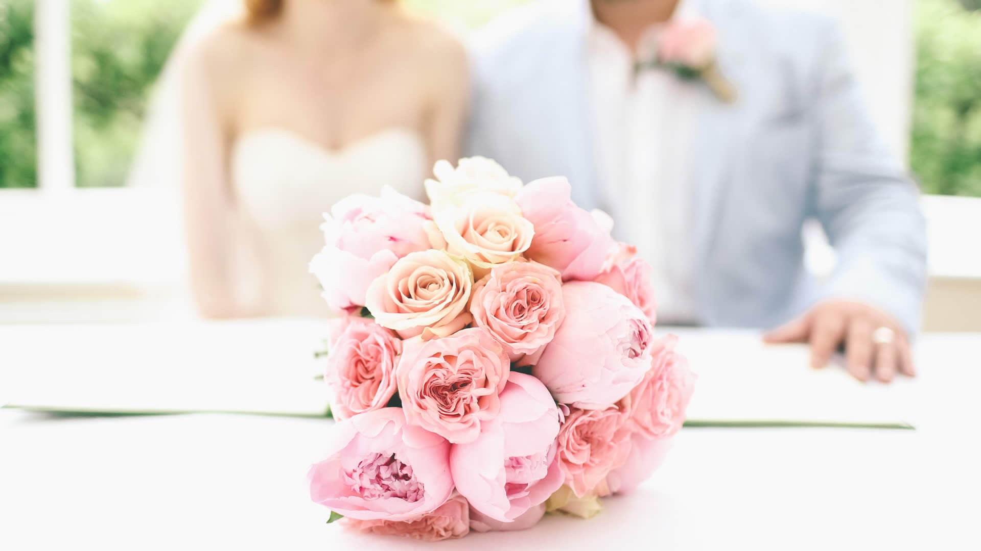 Jenna & Ollie - Flourish Flowers, Weddings